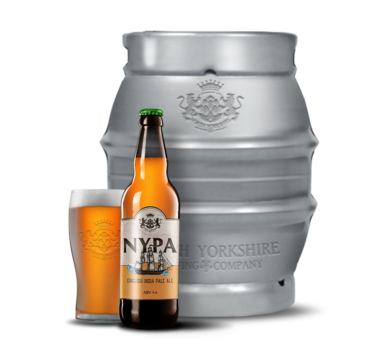 nypa with cask